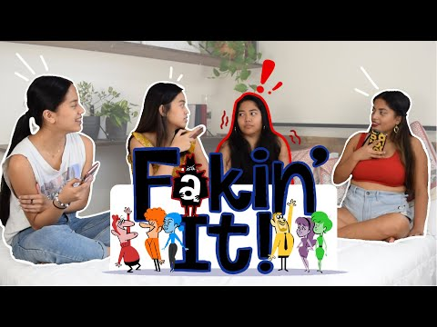 Playing Fakin' It | Jackbox Party Pack Games |