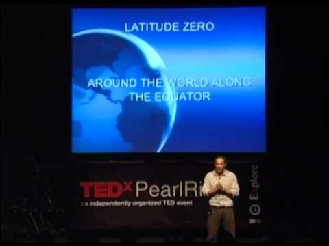 TEDxPearlRiver - Mike Horn - Pangea: Exploring the Limits