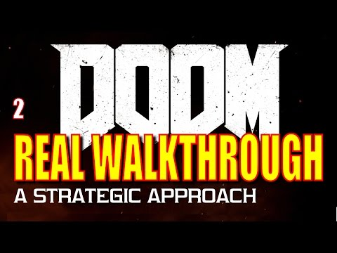 DOOM 4 Walkthrough - A Strategic Approach for Mere Mortals - Part 2, Resource Operations 100% - 1/2