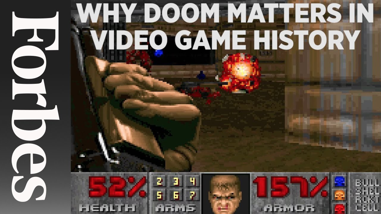 Doom: One of The Most Important Games Ever Made | Forbes