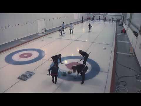 Bratislava Curling Women 2018 1 dio