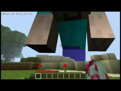 Minecraft Spawn Seed: The Fog Monster