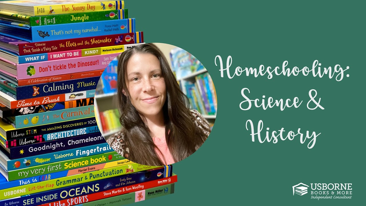 The best books for your homeschool