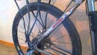 Про велосипед, который проехал 7500 км этим летом.
