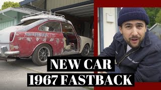 Dapper Journal | NEW CAR - 1967 FASTBACK | 1967 FASTBACK RESTORATION