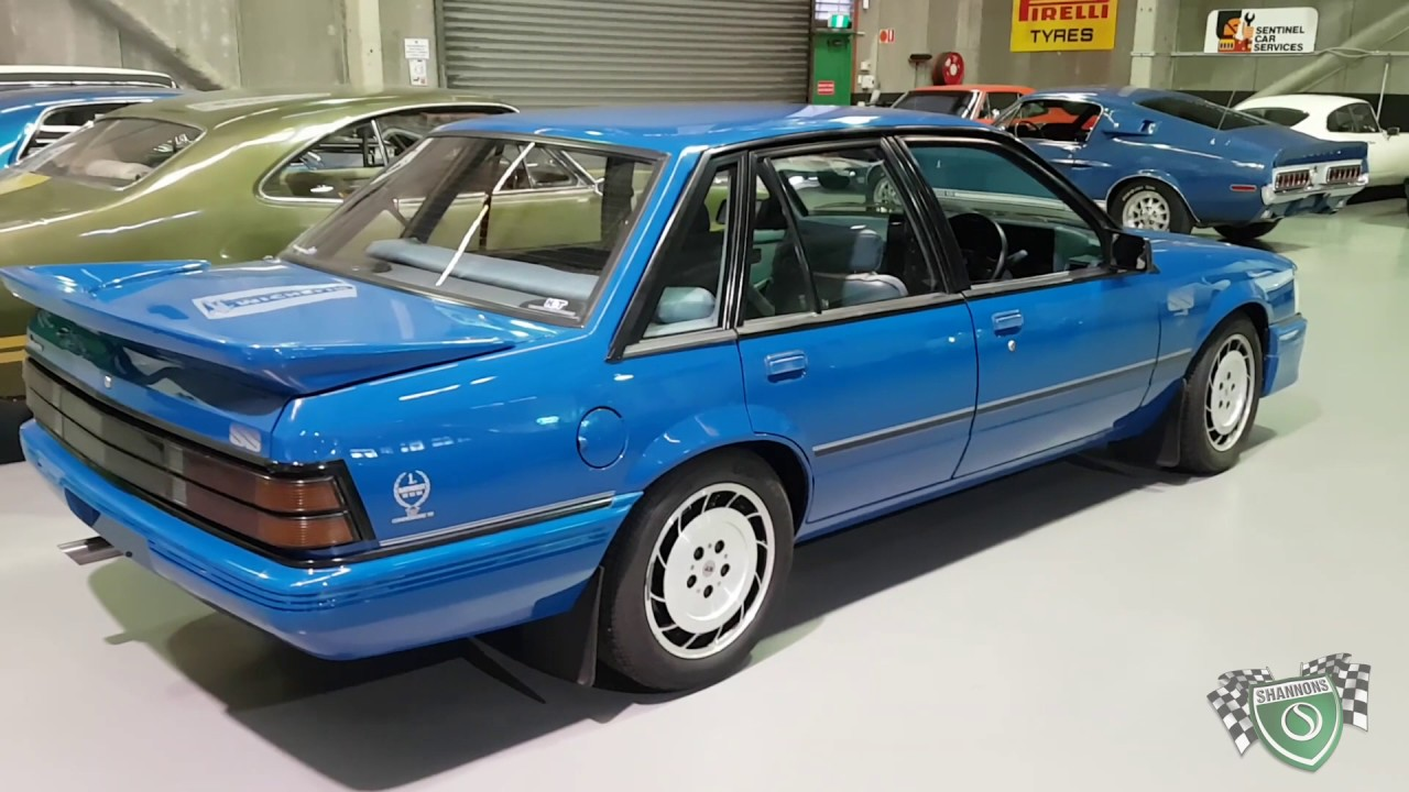 1985 Holden HDT VK Commodore Group 'A' SS Sedan (No. 327/500)