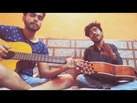 Akash Sharma Cover~Naina De Buhe😍.