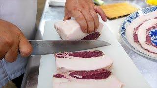 日本美食 - 野豬 & 鰻魚 金澤海鮮 日本