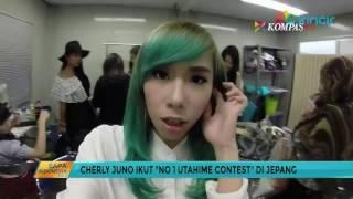 Cherly Juno Wakili Indonesia Kontes Nyanyi di Jepang