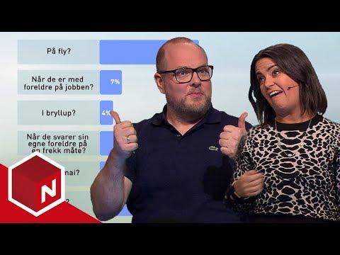 Brille | Når er andre menneskers barn mest irriterende? | TVNorge