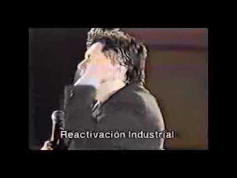 MARAVILLOSO DISCURSO ALAN GARCIA  2001