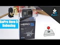 GoPro Hero 5 Black Unboxing and Hands On First Look