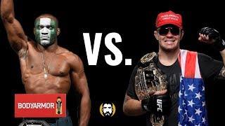 Forecasting Kamaru Usman vs. Colby Covington | UFC 245 | Luke Thomas