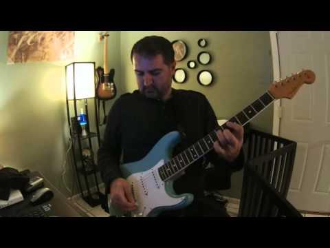 "Greg Jones playing Vince Gill's ""Take Me Down"" - Guitar Center Contest - Take 3"