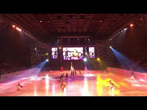 XXX международный фестиваль танцев на льду в Лужниках