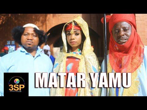 Download MATAR YAMU (official Music video) Yamu Baba da Maryam Fashion