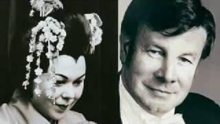 JOHN ALEXANDER & RENATA SCOTTO (MET Debut) Opening of Madama Butterfly 1965 LIVE