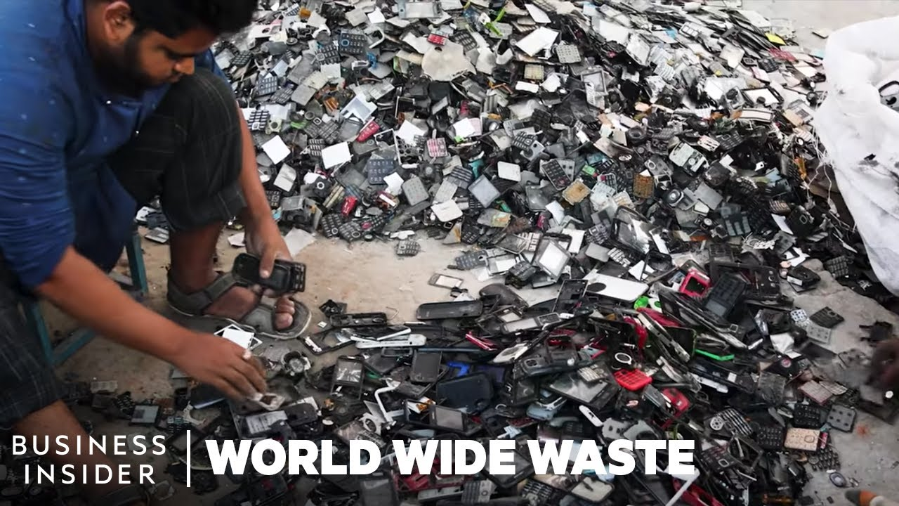 Download How To Mine Gold From Electronics | World Wide Waste