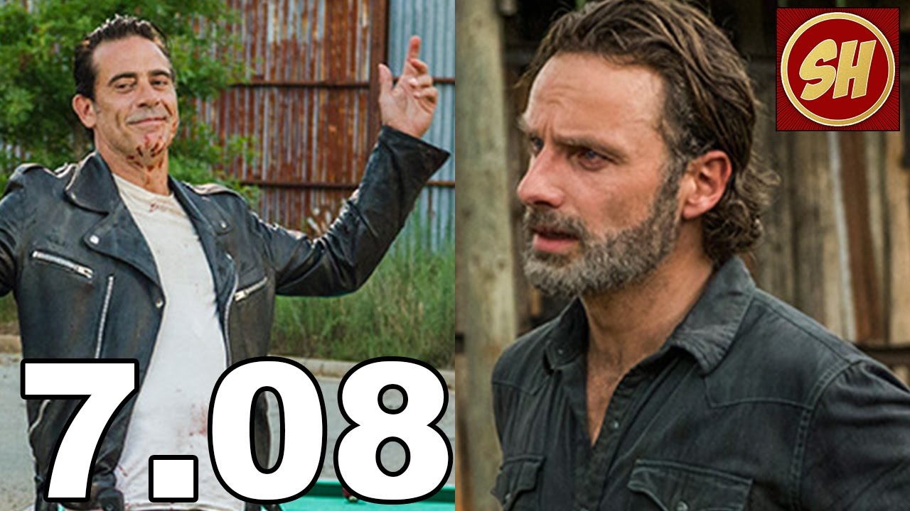 The Walking Dead Staffel 7 News