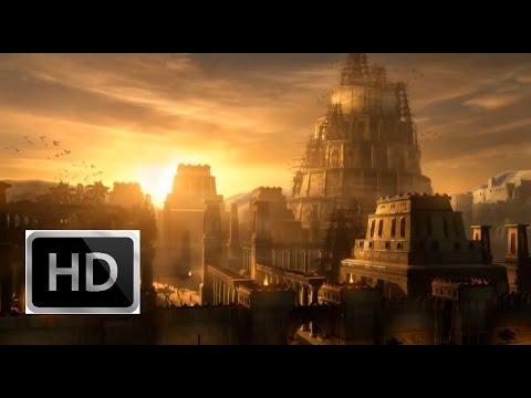 3d Painting Hd Wallpaper Ancient Babylon Ⓒ Hd Youtube