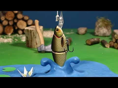 GOING FISHING. A Stop motion Animation by...