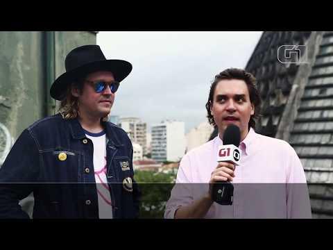 Interview with Arcade Fire in Rio de Janeiro