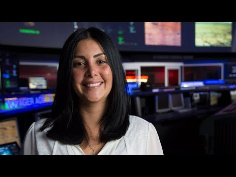 Diana Trujillo, Aerospace Engineer | MAKERS