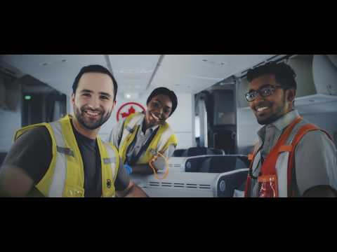 Air Canada: Moments of Service  Let Your Career Take Flight