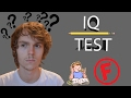 watch he video of Taking An IQ Test