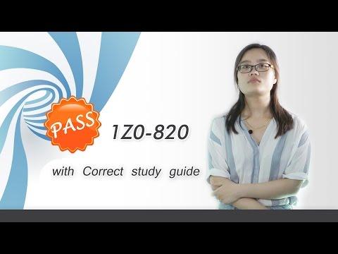 [Testpassport] Offer: Oracle Solaris 1Z0-820 Exam Dumps 1Z0-820 questions