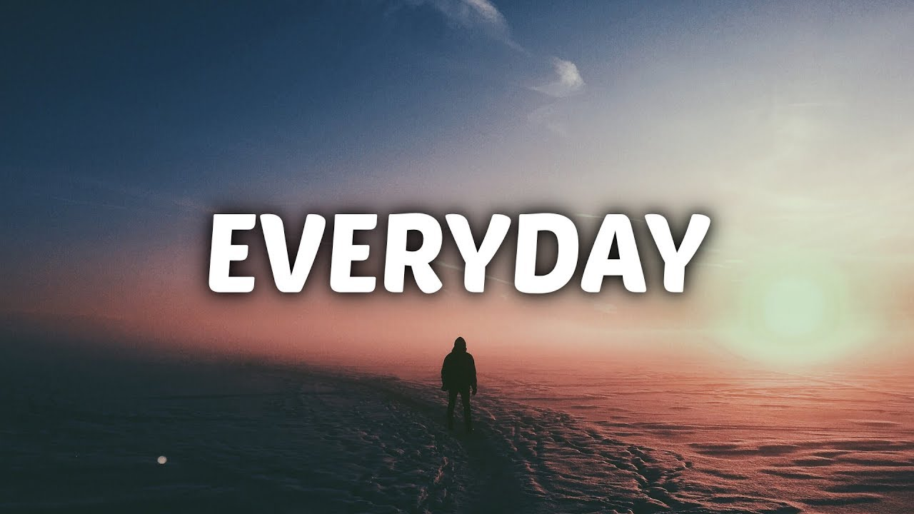 Logic & Amp Marshmello Everyday Lyrics Youtube