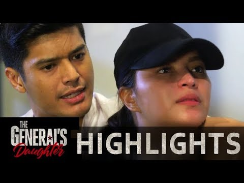 Ethan tries to convince Rhian to surrender | The General's Daughter (With  Eng Subs)