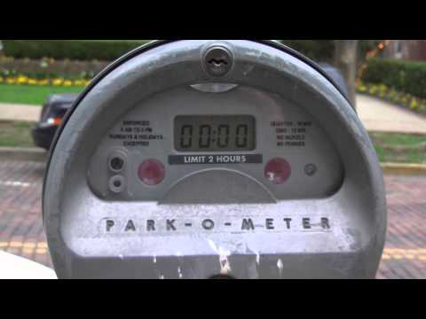 22,000 Parking Tickets Distributed in Athens in 2013