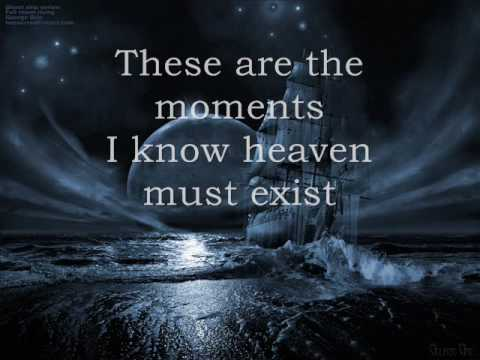 Edwin McCain-I Could Not Ask For More(lyrics)