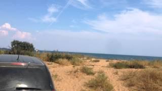 Береговое (Феодосия, Золотой пляж)(Береговое (Феодосия, Золотой пляж), 2014-10-02T13:00:16.000Z)