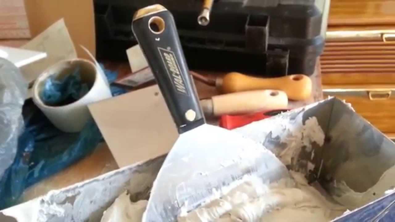 Plaster Repair Around New Windows