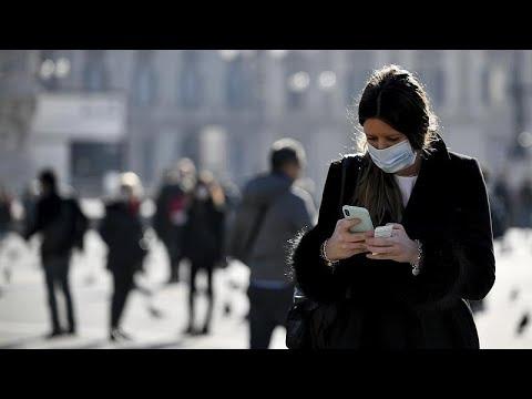 شاهد: السياح في إيطاليا يستمتعون بالعطلة رغم تفشي فيروس -كوفيد-19- في شمال البلاد…  - نشر قبل 60 دقيقة