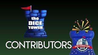 Interviews with Dice Tower Contributors