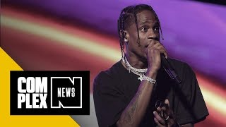 Travis Scott Assembles Supergroup of Artists and Producers in Hawaii to Finish 'AstroWorld'