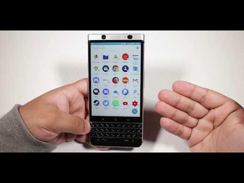 Blackberry KEYone Review (2019)