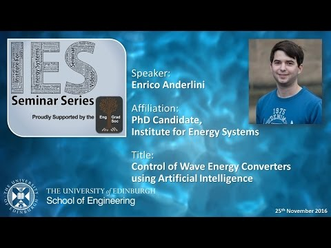 Control of Wave Energy Converters using Artificial Intellige