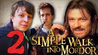 Rivendell to Moria! - Ep 02 - A Simple Walk Into Mordor