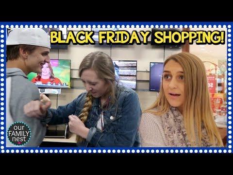 BLACK FRIDAY SHOPPING!