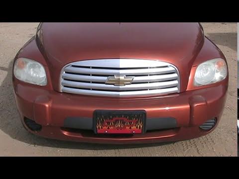Chevy Hhr Headlight Re