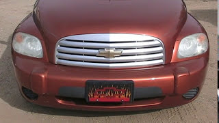 Chevy HHR Headlight Restore