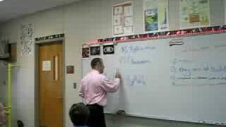 Crazy Science Teacher