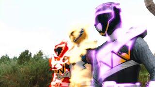 Power Ranger Dino Super Charge   Batalla contra Fury - Capitulo 8