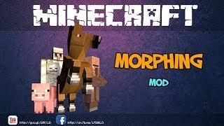 Minecraft Spotlight : Morphing Mod