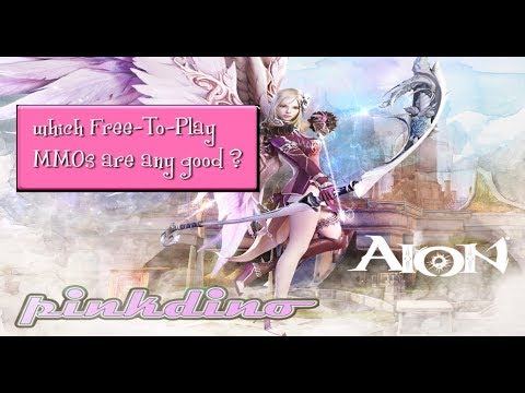 Which Free-To-Play MMOs are any good ? AION gameplay
