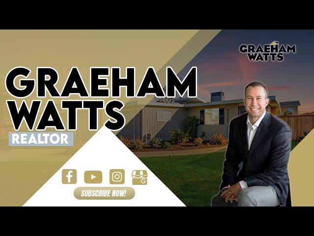 Your Bay Area local realtor- Graeham Watts